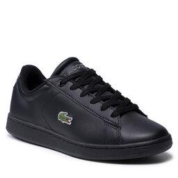 Lacoste Laisvalaikio batai Lacoste Carnaby Evo Bl 21 1 Suj 7-41SUJ000302H Blk/Blk