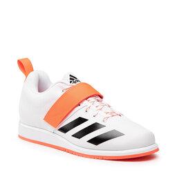 adidas Batai adidas Power Perfect III GZ2865 White/Black/Red