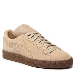 Puma Laisvalaikio batai Puma Suede Gum Jr 382237 02 Pebble/Gum