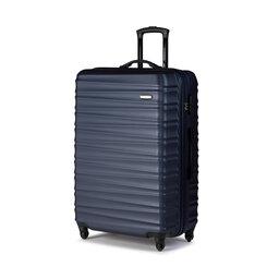 Wittchen Велика тверда валіза Wittchen 56-3A-313-91 Cиній