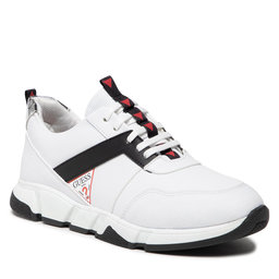 Guess Laisvalaikio batai Guess FJRIC8 ELE12 WHITE