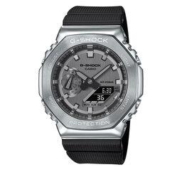 G-Shock Laikrodis G-Shock GM-2100-1AER Black/Silver