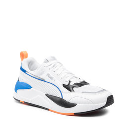 Puma Снікерcи Puma X-Ray 2 Square 373108 02 White/White/Black/Lapis Blue