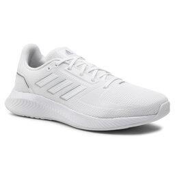 adidas Взуття adidas Runfalcon 2.0 FY9612 Ftwwht/Ftwwht/Silvmt