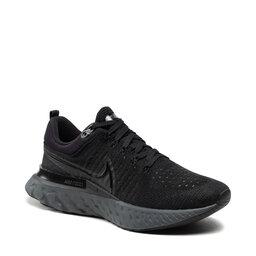 Nike Взуття Nike React Infinity Run Fk 2 CT2357 003 Black/Black/Black/Iron Grey