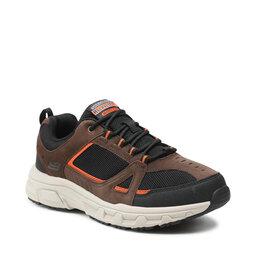 Skechers Трекінгові черевики Skechers Duelist 237285/CHBK Chocoolate/Black