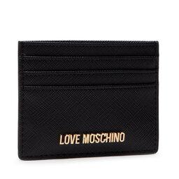 LOVE MOSCHINO Чохол для кредиток LOVE MOSCHINO JC5563PP1ALQ0000 Nero