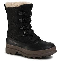 Sorel Снігоходи Sorel Caribou Stack Wp NM3907 Black 010