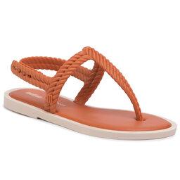 Melissa Босоніжки Melissa Flash Sandal + Salinas 32630 Orange/Beige 52050