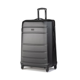 Wittchen Мала тверда валіза Wittchen 56-3A-653-10 Чорний