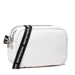 Calvin Klein Jeans Сумка Calvin Klein Jeans Double Zip Camera Bag K60K608233 Bright White YAF