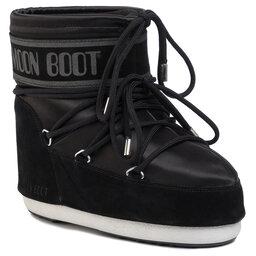 Moon Boot Снігоходи Moon Boot Classic Low Satin 140893001 Black