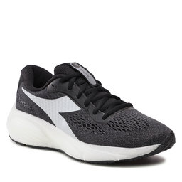 Diadora Laisvalaikio batai Diadora Freccia 101.177494 01 C9621 Black/Steel Gray/White