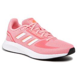 adidas Взуття adidas Runfalcon 2.0 FZ1327 Suppop/Ftwwht/Solred