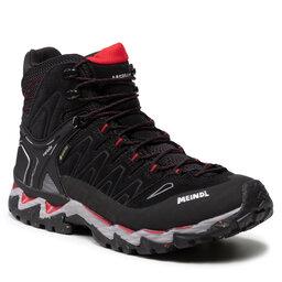 Meindl Turistiniai batai Meindl Lite Hike Gtx GORE-TEX 4692 Schwarz/Rot 01