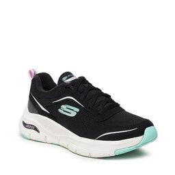 Skechers Взуття Skechers Gentle Stride 149413/BKMN Black/Mint