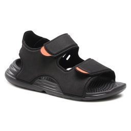 adidas Босоніжки adidas Swim Sandal C FY8936 Cblack/Cblack/Ftwwht