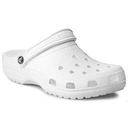 Crocs Шльопанці Crocs Classic 10001 White