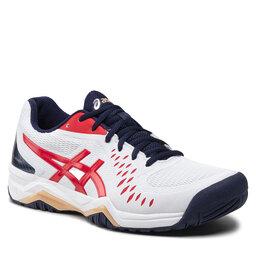Asics Взуття Asics Gel-Challenger 12 1041A045 White/Classic Red 115