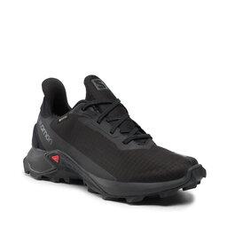 Salomon Взуття Salomon Alphacross 3 Gtx W GORE-TEX 414474 23 V0 Black/Black/Black