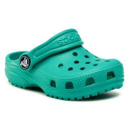 Crocs Шльопанці Crocs Classic Clog K 204536 Deep Green