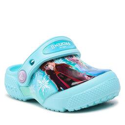 Crocs Šlepetės Crocs Fl Disney Frozen II Clog K 207078 Ice Blue