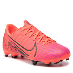 Nike Batai Nike Jr. Vapor 13 Academy GF/MG AT8123 606 Laser Crimson/Black