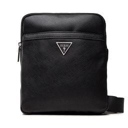 Guess Плоска сумка Guess HMCERS P1423 Чорний