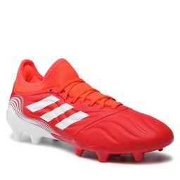 adidas Batai adidas Copa Sense. 3 Fg FY6196 Red/Ftwwht/Solred