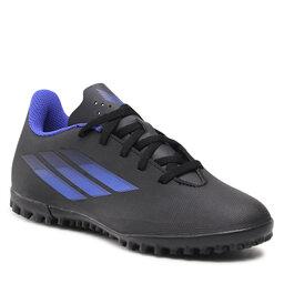 adidas Batai adidas X Speedflow.4 Tf J FY3326 Cblack/Sonink/Syello