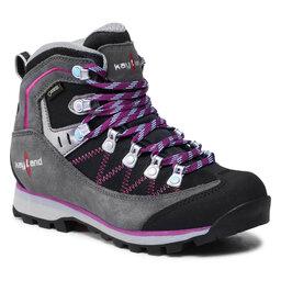 Kayland Трекінгові черевики Kayland Plume Micro W's Gtx GORE-TEX 018020076 Grey/Pink