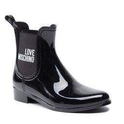 LOVE MOSCHINO Гумові чоботи LOVE MOSCHINO JA21173G1DIR3000 Nero