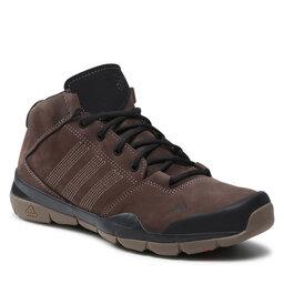 adidas Batai adidas Anzit Dlx Mid M22784 Dbrown/Sbrown/Cblack