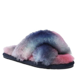 EMU Australia Naminės šlepetės EMU Australia Mayberry Tie Dye Teens T12630 Sunset Puroke/Violet