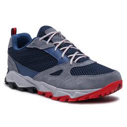 Columbia Трекінгові черевики Columbia Ivo Trail Breeze BM0089 Collegiate Navy/Bright Red 464