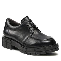 Caprice Оксфорди Caprice 9-23756-27 Black Nappa 022