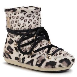 Moon Boot Снігоходи Moon Boot Dk Side Low Animal 24300600 Giraffe Print