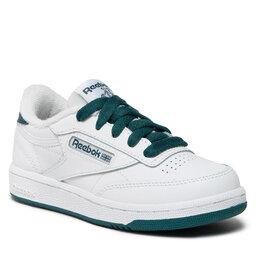 Reebok Взуття Reebok Club C GV9847 Ftwwht/Ftwwht/Midpin