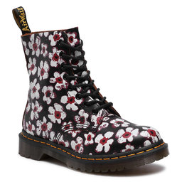 Dr. Martens Берци Dr. Martens 1460 Pascal 26456002 Black/Red