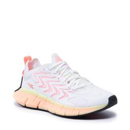 Reebok Взуття Reebok Zig Kinetica 21 FX9412 Ftwwht/Eneglw/Ornflr