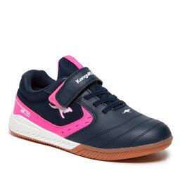 KangaRoos Batai KangaRoos K5-Court Ev 18767 000 4134 D Dk Navy/Neon Pink