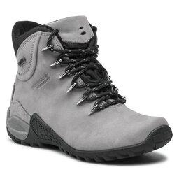Nik Turistiniai batai Nik 08-0126-02-2-08-03 Pilka