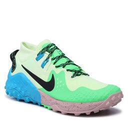 Nike Batai Nike Wildhorse 6 BV7106 700 Barely Volt/Black/Poison Green