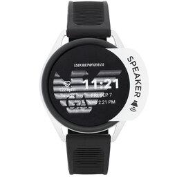 Emporio Armani Смарт годинник Emporio Armani Matteo 2.0 ART5021 Black/Silver