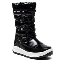 Tommy Hilfiger Sniego batai Tommy Hilfiger Snow Boot T3A6-32035-1240 S Black 999
