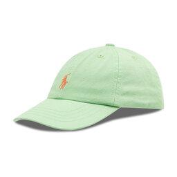 Polo Ralph Lauren Бейсболка Polo Ralph Lauren Classics II 320785653012 Green