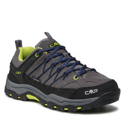 CMP Batai CMP Kids Rigel Low Trekking Shoes Wp 3Q13244J Graffite/Marine