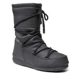 Moon Boot Снігоходи Moon Boot Mid Rubber Wp 24010300 Black