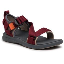 Columbia Босоніжки Columbia Sandal BM0102 Oxford Tan/Red Jasper 212