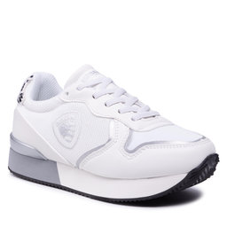 Blauer Laisvalaikio batai Blauer F1MILA01/MES S White